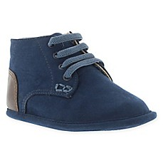 image of Kenneth Cole Baby Jones Suede Bootie in Navy