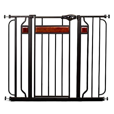 Regalou0026reg; Home Accents Extra Tall Walk Through Gate In Black