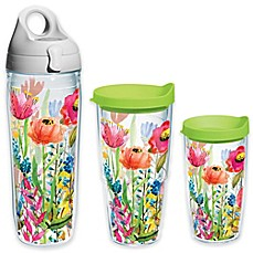 image of Tervis® Watercolor Wildflowers Wrap Tumbler with Lid