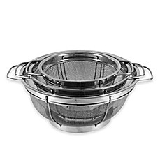 image of Sabatier® Colanders (Set of 3)