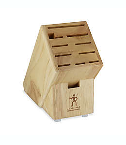 Base de madera para cuchillos J.A. Henckels International® Classic™, con 11 ranuras