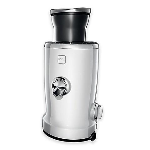 buy novis vita juicer in white from bed bath beyond. Black Bedroom Furniture Sets. Home Design Ideas