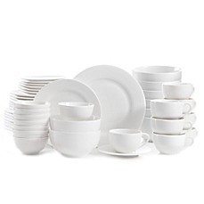 image of Gibson Home Regent Street 48-Piece Dinnerware Set