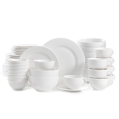 Gibson Home Regent Street 48-Piece Dinnerware Set  sc 1 st  Bed Bath \u0026 Beyond & Gibson Home Regent Street 48-Piece Dinnerware Set - Bed Bath \u0026 Beyond