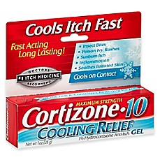 image of Cortizone-10® 1 oz. Cooling Relief Gel