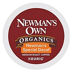 image of Keurig® K-Cup® Pack 18-Count Newman's Own® Organics Newman's Special Decaf Coffee