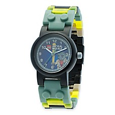image of LEGO® Star Wars™ Yoda™ Buildable Watch with Minifigure