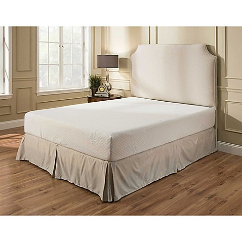 Buy Independent Sleep 10 Inch Memory Foam With Gel Twin Mattress From Bed Bath Beyond