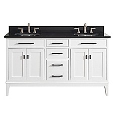image of Avanity Madison 61-Inch Dual Vanity Collection