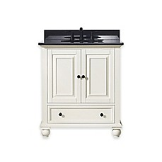 image of Avanity Thompson 31-Inch Single Vanity in French White Collection