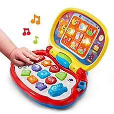 image of VTech Brilliant Baby Laptop