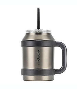 Termo de acero inoxidable Reduce® Cold1™, 1.47 L color gris carbón