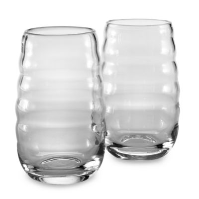 image of Sophie Conran for Portmeirion® Highball Balloon Glasses (Set of 2)