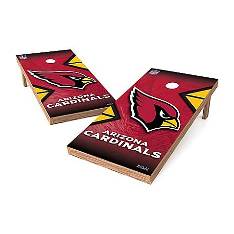 Nfl Arizona Cardinals Regulation Cornhole Set Bed Bath