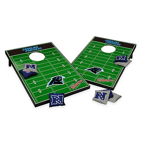 Nfl Tailgate Toss Cornhole Set Bed Bath Amp Beyond