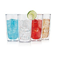image of Tervis® 70th Anniversary Clear Retro 16 oz. Tumbler Value Pack (Set of 4)