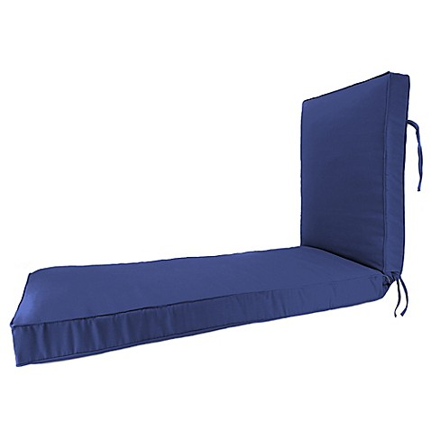 80 inch x 23 inch chaise lounge cushion in sunbrella volt for 23 w outdoor cushion for chaise