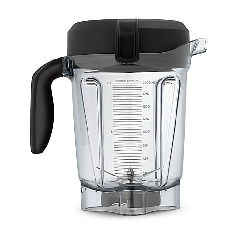 Buy Vitamix 64 Ounce Low Profile Container From Bed Bath Beyond