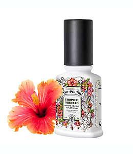 Poo-Pourri® Before-You-Go® Desodorante en aerosol para baño, 2 oz. (59.14 mL), aroma hibisco tropical