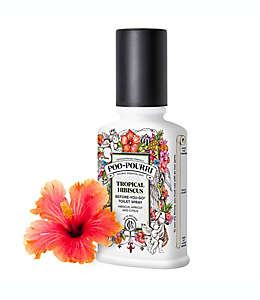 Poo-Pourri® Before-You-Go® Desodorante en aerosol para baño, 4 oz. (118.29 mL), aroma hibisco tropical