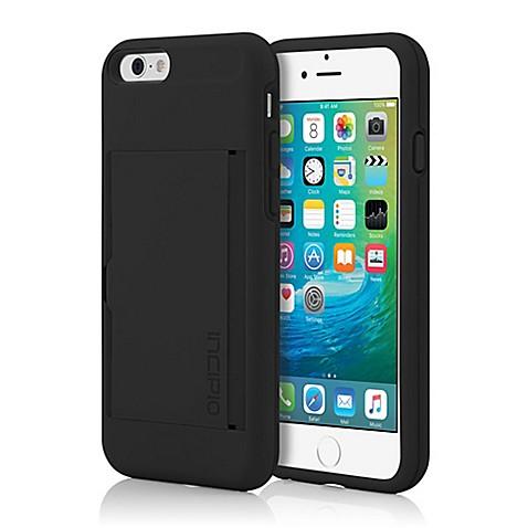 Buy Incipio 174 Stowaway Case For Iphone 6 In Black From Bed