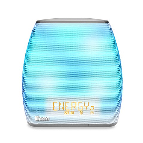 iHome® Zenergy™ Bedside Sleep Therapy Speaker