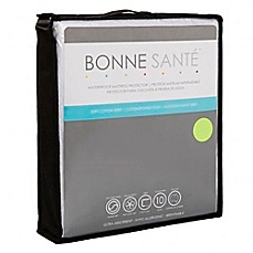 image of Bonne Santé Cotton Terry Mattress Protector
