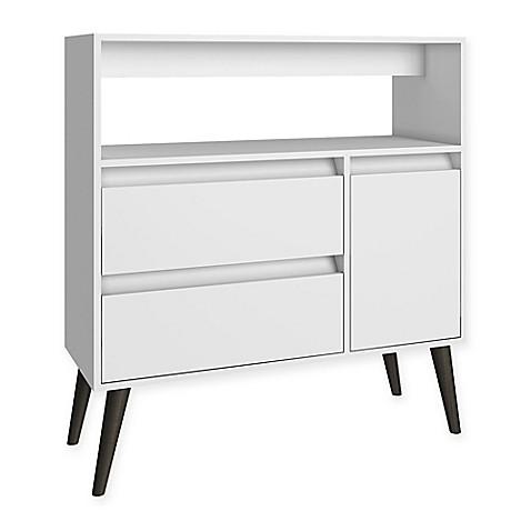 Buy Manhattan Comfort Functional Gota High Side Table In