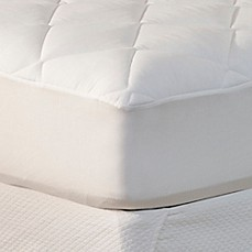image of Spring Air® Won't Go Flat® Mattress Pad