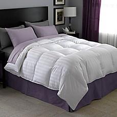 image of restful nights luxury down comforter - Down Comforters