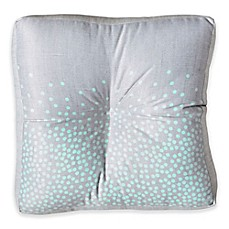 image of Deny Designs Iveta Abolina Hint of Mint Square Floor Pillow