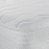 image of Therapedic® 300-Thread-Count Cotton Mattress Pad