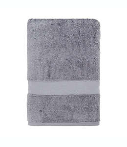 Toalla de baño de algodón egipcio Wamsutta® color gris aleación