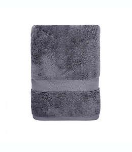 Toalla de medio baño de algodón egipcio Wamsutta® color gris acero
