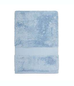 Toalla de baño de algodón egipcio Wamsutta® de algodón egipcio color azul neblina