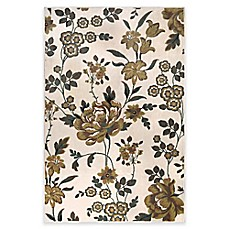 image of Westwood Floral Area Rug in Ivory