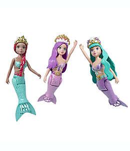 Sirenas nadadoras Lil Fishy's