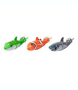 Tiburón y peces para alberca Lil Fishy's