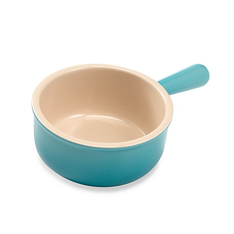 Le Creuset® French Onion Soup Bowl in Ocean Blue