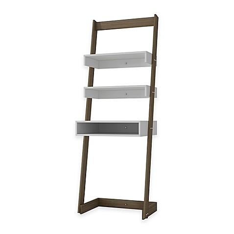 Manhattan fort Urbane Carpina 2 Shelf Ladder Desk