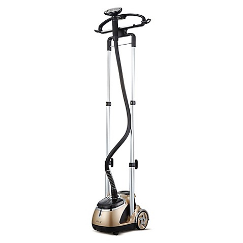 image of salav gs49dj dual bar garment steamer with stainless steel nozzle in - Garment Steamer