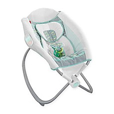 image of Fisher-Price® Deluxe Newborn Auto Rock 'n Play™ Sleeper in Soothing River