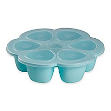 image of Beaba® Multiportions 30 oz. Freezer Tray in Sky