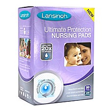 image of Lansinoh® Ulimate Protection Soft 50-Pack Nursing Pads