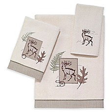 image of Avanti Deer Lodge Bath Towel Collection
