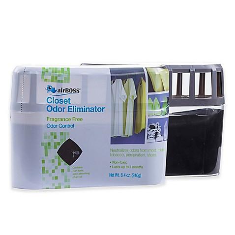 Captivating AirBOSSu0026reg; Charcoal Closet Odor Eliminator