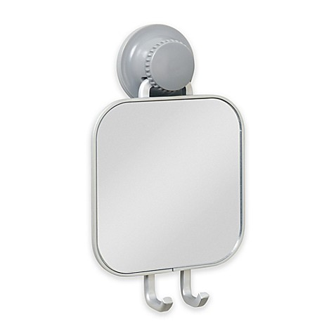 Buy TITAN PowerGrip™ NeverRust™ Suction Shower Mirror from