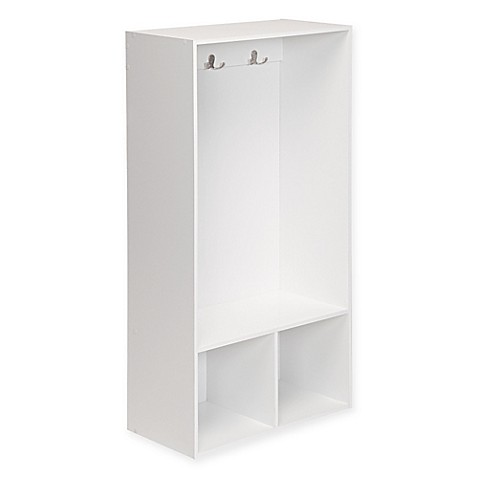 Good ClosetMaidu0026reg; Storage Locker In White