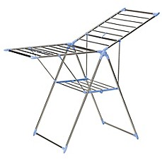 image of Household Essentials Gullwing Clothes Drying Rack