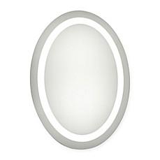 Bathroom Mirror Bed Bath And Beyond bathroom mirrors - bed bath & beyond